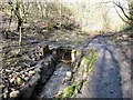 SJ9594 : Gower Hey Culvert by Gerald England