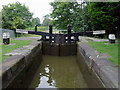 SJ7362 : Crows Nest Lock north-west of Sandbach, Cheshire by Roger  Kidd