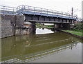 SJ7360 : Bridge No 158A west of Sandbach, Cheshire by Roger  Kidd