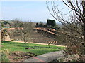 TQ4551 : Kitchen Garden, Chartwell by PAUL FARMER