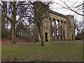 SD8303 : Former Town Hall Colonnade, Heaton Park by David Dixon