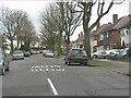 SP0084 : Quinton Lane, Quinton by Peter Whatley