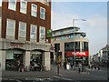 TQ3004 : Shops at Clock Tower Junction by Paul Gillett