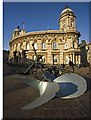 TA0928 : Plinth and Maritime Museum, Hull : Week 11