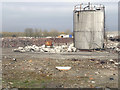 SD7908 : Remains of Former Textiles Factory on York Street by David Dixon