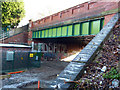 SJ8293 : Mauldeth Road West railway bridge, Chorlton cum Hardy by Phil Champion