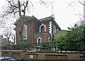 TQ3579 : St Mary with All Saints, Rotherhithe by John Salmon