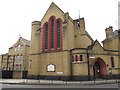 TQ3278 : English Martyrs Church, Walworth by Stephen Craven