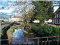 SU8692 : River Wye in High Wycombe by Rob Emms