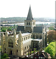 TQ7468 : Rochester Cathedral, Kent by Ron Hann