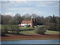 TQ6931 : Overy's Oast, Dunsters Mill Road, Ticehurst by Oast House Archive