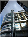TQ2676 : Altura Tower, Battersea by Derek Harper