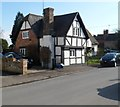 SO7407 : Grade II listed Tudor Cottage, Frampton on Severn  by John Grayson