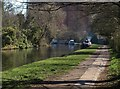 TQ2382 : Grand Union Canal by Derek Harper