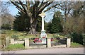 TQ4499 : War Memorial, Theydon Bois by John Salmon