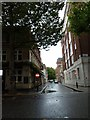 TQ3079 : Looking from Dean Bradley Street into Romney Street by Basher Eyre