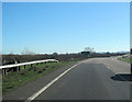 SP8612 : A41 looking east from Weston Turville roundabout by John Firth
