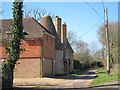 TQ5414 : The Oast House, Park Farm, Muddles Green by Oast House Archive