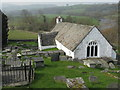 SJ0642 : All Saints' Church, Llangar by M J Richardson
