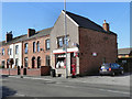 SD6202 : Bickershaw Post Office by David Dixon