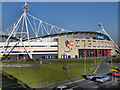 SD6409 : Reebok Stadium, Bolton Wanderers FC by David Dixon
