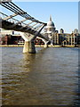 TQ3280 : Millennium Bridge by Philip Jeffrey
