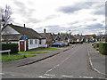 SJ8463 : Three Fields Close, West Heath by Richard Dorrell