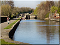 SD5905 : Leeds and Liverpool Canal, Higher Ince by David Dixon