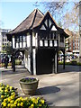 TQ2981 : The centre of Soho Square by Ian Yarham