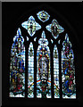 TQ3369 : All Saints church, Upper Norwood: East window by Stephen Craven