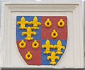 NS5751 : Montgomerie Armorial Arms Panel by Kenneth Mallard