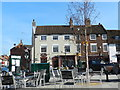 TA0339 : Cafe society, Beverley by Peter Barr