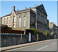 SH5638 : Grade II listed former Garth Welsh Calvinistic Methodist Chapel, Porthmadog by Jaggery