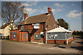 SK7958 : The Crown Inn by Richard Croft