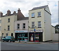 SO8318 : Belles Barber Shop, Gloucester by John Grayson
