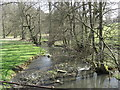 SP0013 : The River Churn downstream of Colesbourne by Stuart Logan