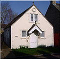 SP1500 : Gingerbread Cottage, East End, Fairford by Vieve Forward