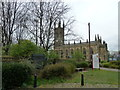 SK3586 : St Mary, Sheffield: early April, 2012 by Basher Eyre