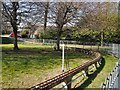 TQ2806 : Miniature Railway - Hove Park by Paul Gillett
