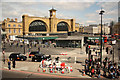 TQ3082 : King's Cross Station by Richard Croft