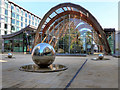 SK3587 : Sheffield Winter Garden by David Dixon