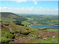 SE0203 : The Dovestone Rock (1) by John Topping
