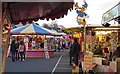 TM3034 : Easter fun fair by Roger Jones