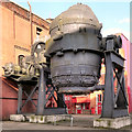 SK3588 : Bessemer Converter, Kelham Island Museum by David Dixon