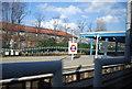 TQ4584 : Upney Station by N Chadwick