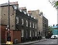 TL4558 : Jesus Lane: student houses by John Sutton
