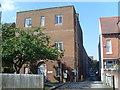 SP0479 : Telephone Exchange, King's Norton by David Hillas