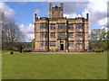 SD8034 : Gawthorpe Hall by David Dixon
