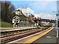 TQ8109 : Hastings Station by Paul Gillett
