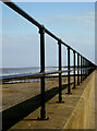 TA2147 : Promenade Fence by Andy Beecroft